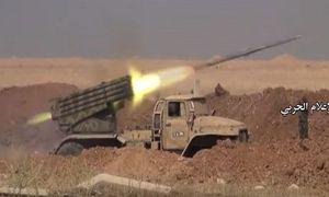 Quân đội Syria tái chiếm khu vực ở Bắc Hama