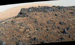 Phát hiện mới về địa chất trên sao Hỏa gây xôn xao