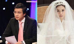 Rộ nghi vấn GĐ VTV24 Quang Minh từng ly hôn, sắp cưới 'người thứ ba'