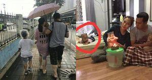 Loạt ảnh thực tế chứng minh: Chẳng ai 'phũ' với con cái bằng chính bố mẹ mình đâu!