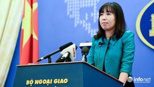 Người phát ngôn Bộ Ngoại giao Việt Nam nói gì về phim 'Chiến tranh Việt Nam'?