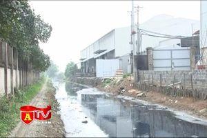 Hơn 35% nước thải làng nghề không được xử lý