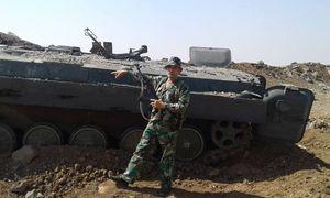 29 lính Nga tử chiến diệt 850 phiến quân Syria: Tình báo Mỹ 'dính' thảm họa khủng khiếp (video)