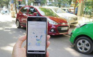 Grab và Uber khiến TP HCM vỡ quy hoạch xe taxi