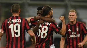 AC Milan có chiến thắng nhàn nhã 2-0 trước SPAL