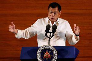 Tổng thống Duterte nói đã cho phép giết nếu con trai mình buôn ma túy