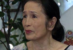 NSND Trà Giang khóc khi nói về vụ cổ phần hóa hãng phim truyện