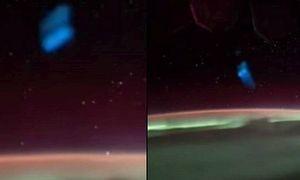 NASA phát hiện dấu tích bí ẩn nghi UFO bay gần trạm ISS