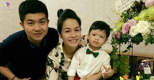 Nhật Kim Anh và chồng tình cảm trong sinh nhật con trai, xóa tin đồn rạn nứt
