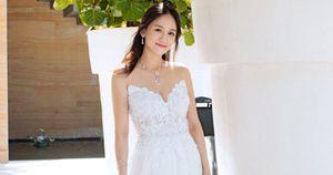 'Quý cô độc thân nóng bỏng nhất xứ Đài' Trần Kiều Ân sắp cưới đàn em?