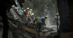 Lý giải khoa học cho những trận động đất mạnh ở Mexico