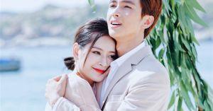 Chi Pu làm cô dâu của Bình An, đẹp 'không góc chết' giữa biển