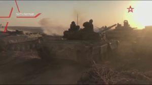 'Hổ Syria' tốc chiến chiếm 4 cứ địa tây Euphrates, IS sụp đổ dây chuyền