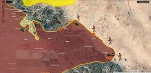 Quân đội Syria ồ ạt tràn qua Euphrates tấn công IS (video)