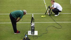 'Mắt thần' thay thế trọng tài dây quần vợt