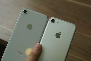 iPhone 8 đọ dáng với iPhone 7