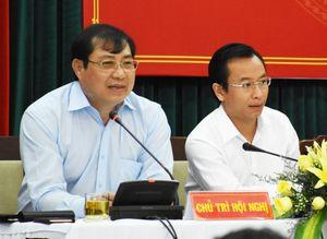 Ủy ban Kiểm tra T.Ư vào Đà Nẵng công bố vi phạm của bí thư, chủ tịch
