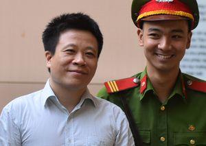 Hà Văn Thắm bình thản khi không được VKS đề nghị giảm án