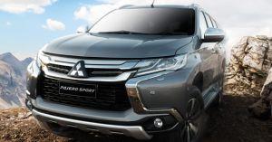 Mitsubishi All New Pajero Sport giảm giá sâu còn 1,2 tỷ đồng
