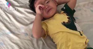 Bố cứ nói tiếng Nghệ An là bé khóc ầng ậc