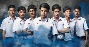 '50 sắc thái' trong phim học đường Thái Lan