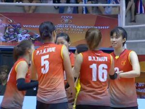 Bóng chuyền nữ Việt Nam - Hàn Quốc: Nỗ lực hết mình, đôi công mãn nhãn (Vòng loại World Cup)