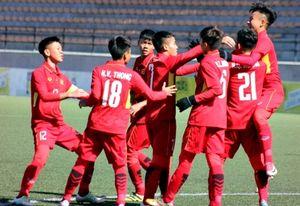 Hạ Mông Cổ 9-0, U16 Việt Nam chờ quyết đấu Australia