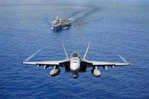 Chiến đấu cơ Mỹ bắn hạ Su-22 Syria