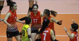Xem trực tiếp bóng chuyền: Nữ Việt Nam vs Nữ Iran