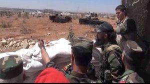 Quân Syria ồ ạt tấn công, đoạt cứ địa chiến lược IS ở Hama (video)