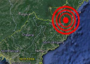 Động đất 3,4 độ ở Triều Tiên 'không phải nổ hạt nhân'