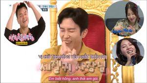 Những màn aegyo không đâu có được của những giám đốc hàng đầu làng giải trí Hàn