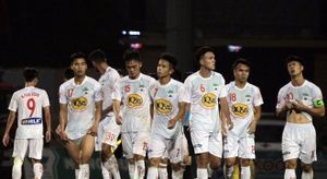 Vòng 19 V-League: HAGL bại trận tại Thống Nhất