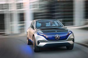 Mercedes-Benz dành một tỷ USD để sản xuất ôtô điện