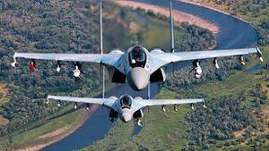 Nâng cấp mới khiến Su-35 bỏ xa F-22 Mỹ