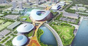 Cận cảnh khu thể thao SEA Games trị giá 34.000 tỷ đồng ở TP HCM
