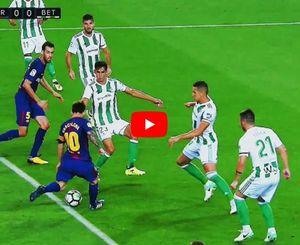 Chỉ Lionel Messi mới làm được điều này trong 7 tuần