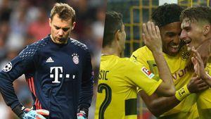 Neuer nghỉ hết năm, cơ hội nào cho Dortmund?