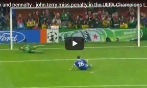 Quả trượt penalty oan nghiệt nhất của John Terry