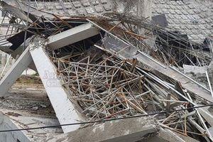 Chuyên gia nói gì về vụ sập trường mầm non ở quận Nam Từ Liêm?