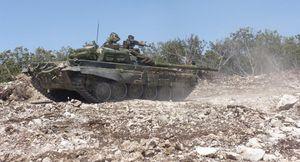 Không quân Nga càn quét, 'Hổ Syria' diệt 80 phiến quân ở Hama (video)