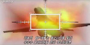 Triều Tiên tung hình ảnh bắn hạ máy bay Mỹ