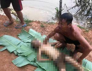 Lao xuống hồ cứu người, 2 em nhỏ tử vong