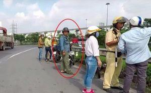 'Cảnh sát giao thông mãi lộ là chuyện đau lòng'