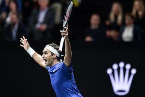 Highlights chiến thắng kịch tính của Federer trước Kyrgios