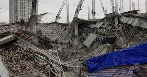 Công bố nguyên nhân sập công trình trường mầm non Vườn Xanh ở Hà nội