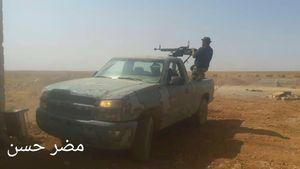 'Lá chắn Syria' vây diệt IS, đoạt cứ địa phiến quân trên sa mạc Hama (video)