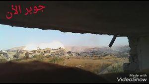 Chiến sự Syria: Quân Assad đồng loạt tấn công phiến quân ven Damascus