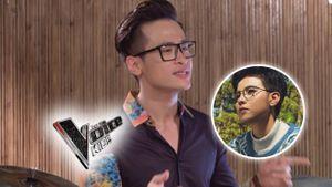Hà Anh Tuấn lãng tử hát chay hit Mơ, tiếp sức cho học trò team Vũ Cát Tường