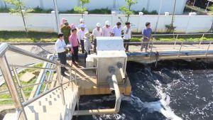'Nóng' cuộc đối thoại liên quan đến nước thải nhà máy dệt nhuộm